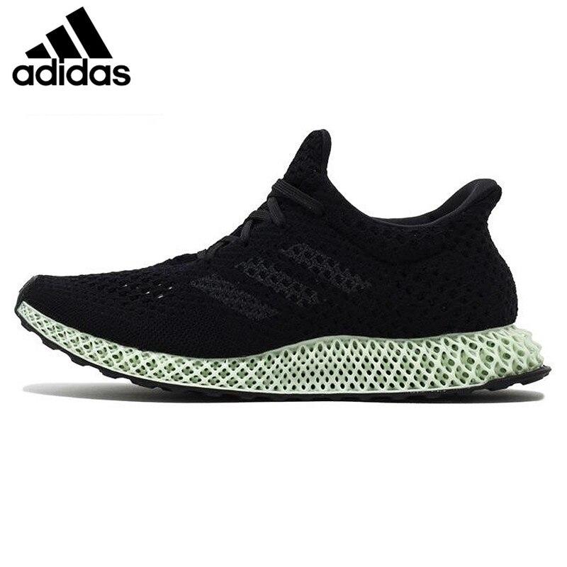 Adidas будущее Craft 4D Для мужчин печати дышащие легкие кроссовки, оригинальный Для мужчин уличная спортивная обувь B75941