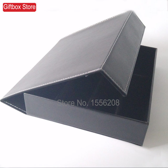 Artificial Leather Sunglasses Storage Box Eyewear Organizer Glasses Display  Tray Holder With 8 Compartment