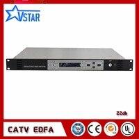 1550nm Optical Amplifier EDFA 22db