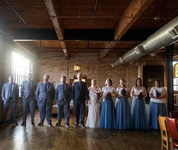 92f5852a72 2019 New Long maxi tulle skirt Dusty Blue tulle floor length slate blue  Tulle Ash blue bridesmaid