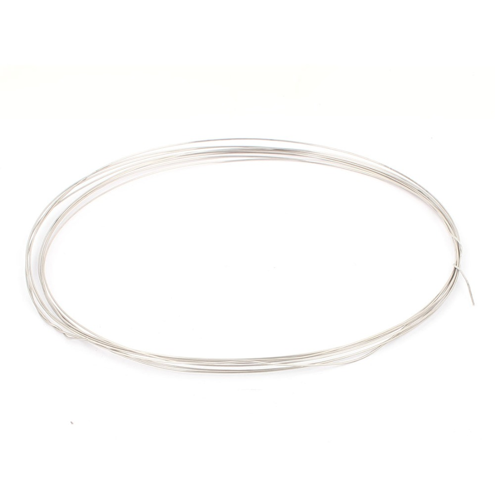 UXCELL 5M Length Constantan Heating Element 20AWG 0.8mm Diameter Roll Heater Wire Coil