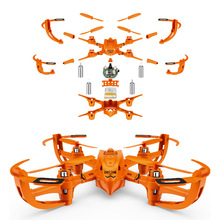 Assembled Remote Control Aircraft Four-axis Aircraft Puzzle Mini Drone  Toy