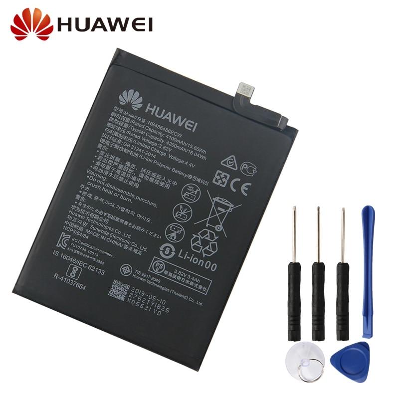 Original Ersatz Batterie HB486486ECW Für Huawei Huawei P30 Pro Mate20 Pro Mate 20 Pro 4200mAh