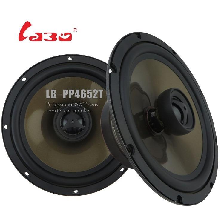 ФОТО 1 Pair 6.5inch Car Speaker Full-range Loudspeakers For AutomobileAutomotive Car HIFI 120W High Sound Quality Bubble Edge