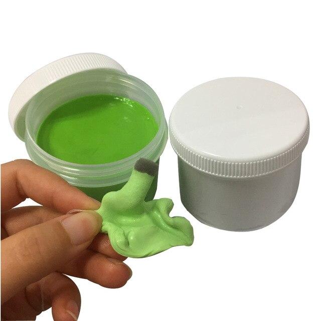 ABR wyciskanie uszu Putty materiał wyciskowy niestandardowe wkładki douszne i IEMs 200gx2
