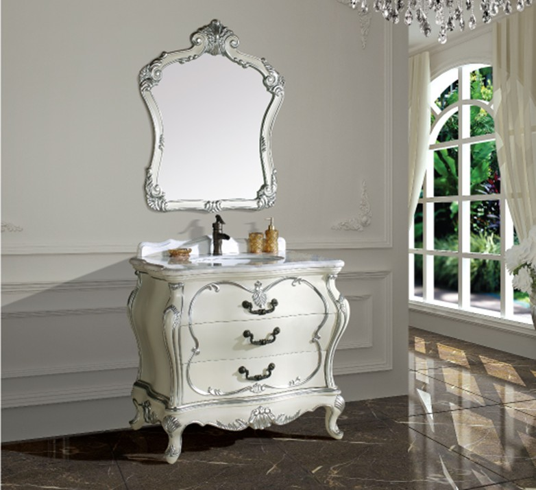Online Buy Wholesale mirrored furniture vanity from China mirrored