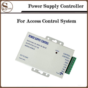 Image 1 - DC 12V 3A/AC 110~240V Power Supply Controller Door Switch For Access Contorl System