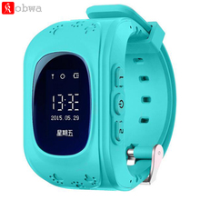 Q50 GPS Tracker Watch For Kids SOS GSM Mobile Phone App For Android Emergency GSM Smart Bracelet Wristband Alarm Smartwatch