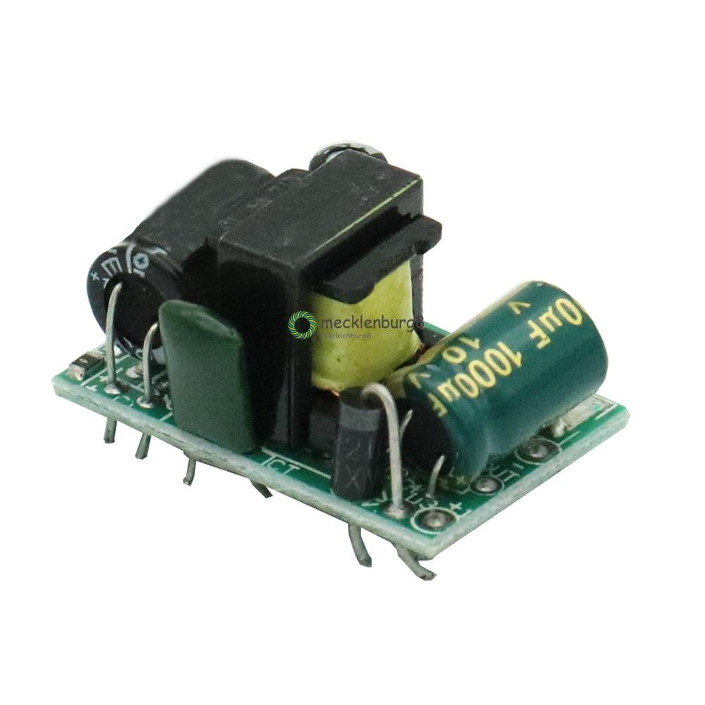Прецизионный понижающий преобразователь переменного тока 5 В, 3,5 мА, 220 Вт, модуль источника питания для понижающего трансформатора 5 в посто...