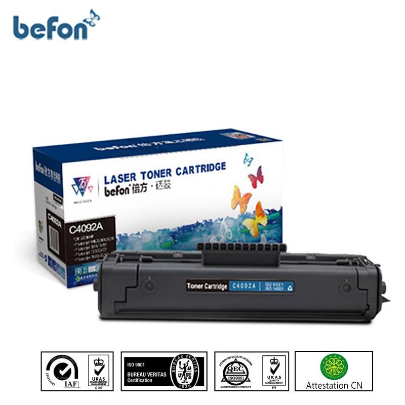 Befon c4092a c4092a 4092a 4092 tonerkartuschen kompatibel für hp laserjet 1100 1100se...
