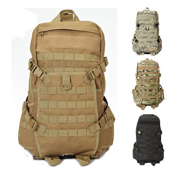 Livraison gratuite tactique militaire sac à dos Molle Camouflage sac à bandoulière en plein air sport sac Camping randonnée