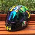 DOT Утвержденных Шлем Безопасности Гонки Мотокросс Quad Dirt Bike Шлем