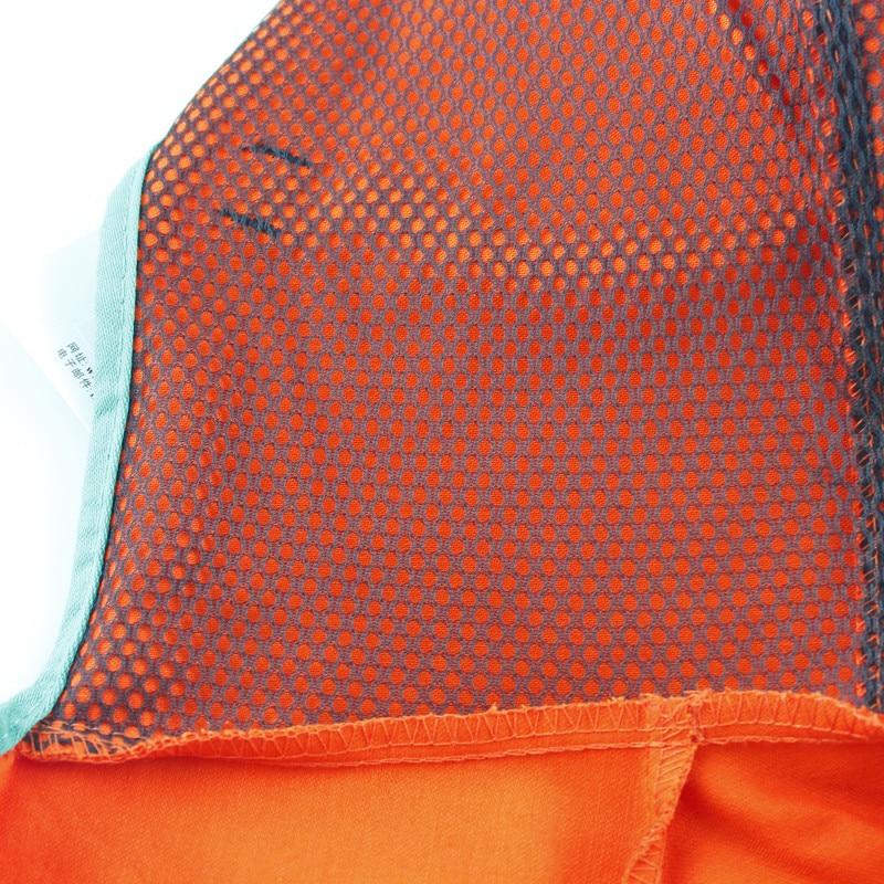 Купить с кэшбэком Welding Cap Welder Hood Welding Helmet Fire Flame Retardant Orange FR Cotton Welding Hats