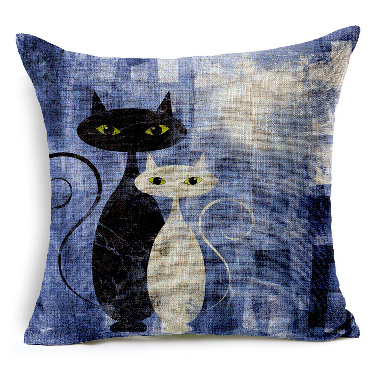 Hot Sale Cats Dogs Bull Animals Cushion Without Core Sofa  : Hot Sale Cats Dogs Bull Animals Cushion Without Core Sofa Decorative Throw Pillows Cotton Chair Throw from www.aliexpress.com size 750 x 750 jpeg 329kB