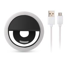 USB Selfie Ring LED Lights