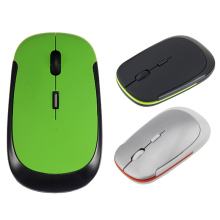 Mini Wireless Optical Mouse USB Receiver 2.4GHz Mouse for Laptop Notebook Computer QJY99