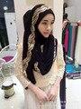Nueva Llegada Vendedor Superior de la Alta Calidad de La Gasa de Hijab