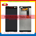 "6.0 ""para sony xperia c5 ultra e5506 e5533 e5563 e55539 complate completa lcd screen display toque digitador assembléia com frame"