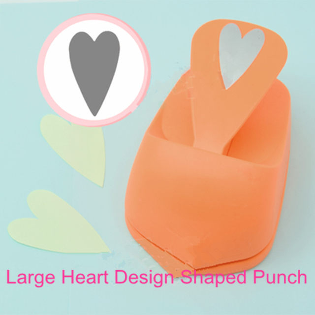 Online shop free shipping large size heart shape eva hole punch free shipping large size heart shape eva hole punch paper cutter for greeting card furador scrapbooking love hearts craft punch m4hsunfo