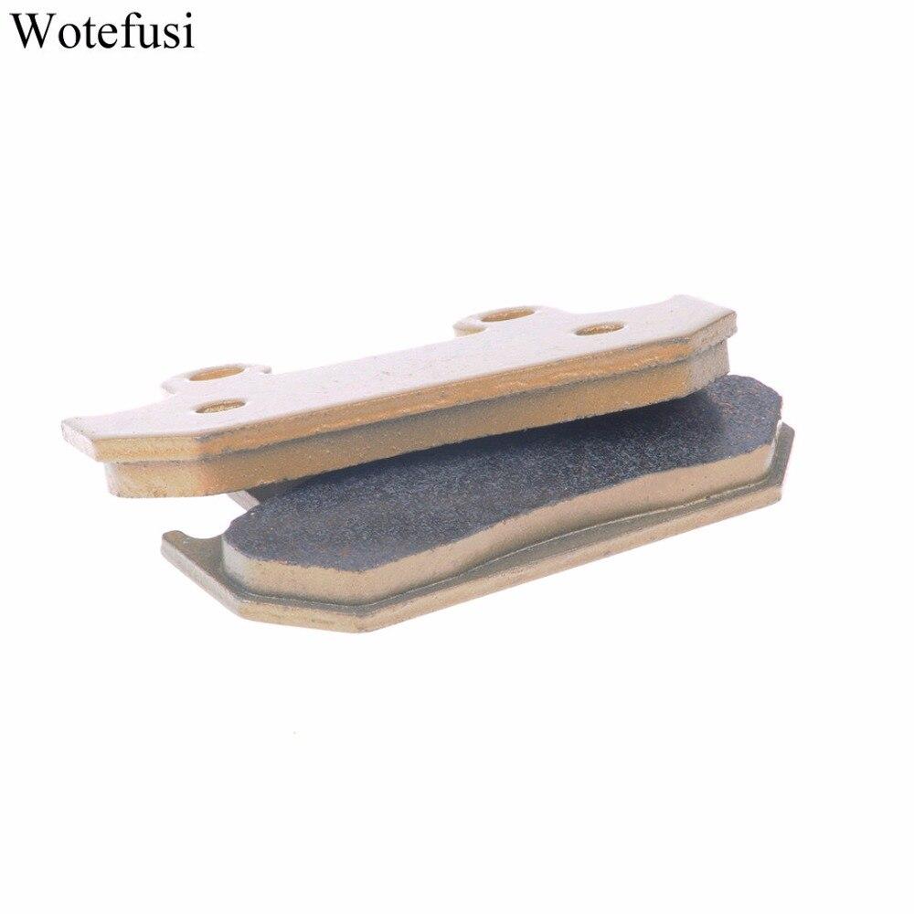 Wotefusi Front Brake Pads For Honda CBR250 NSR 250RG CB350 SG SJ CBR RG 400 RHYA
