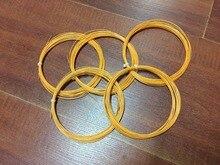 Cordes de raquette de badminton 99 couleurs mélangées, 5 pièces/lot, NBG 99, livraison gratuite