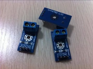 Free Shipping 50pcs/lot Voltage Sensor for Arduino electronic building blocks