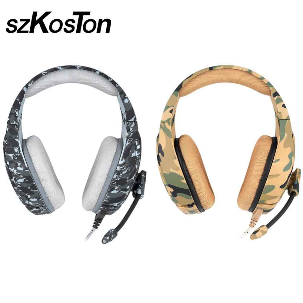 Fashion Stereo Gaming Headset Wired Game Headphone Headset Sport Earphone With Mic For PS4 For PC Tablet MP4 Phone For XBOX ONE huhd 7 1 surround sound stereo headset 2 4ghz optical wireless gaming headset headphone for ps4 3 xbox 360 one pc tv earphones