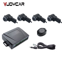 China Top Quality Digital Parking Sensor For All Brand Car Truck Buzzer And 4 Sensors For