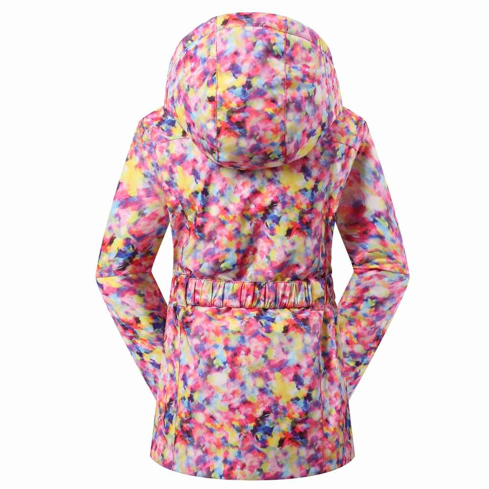 Dropshipping yeni Marka kar ceket su geçirmez rüzgar geçirmez termal ceket yürüyüş kamp bisiklet ceket kış kayak ceket Kadınlar