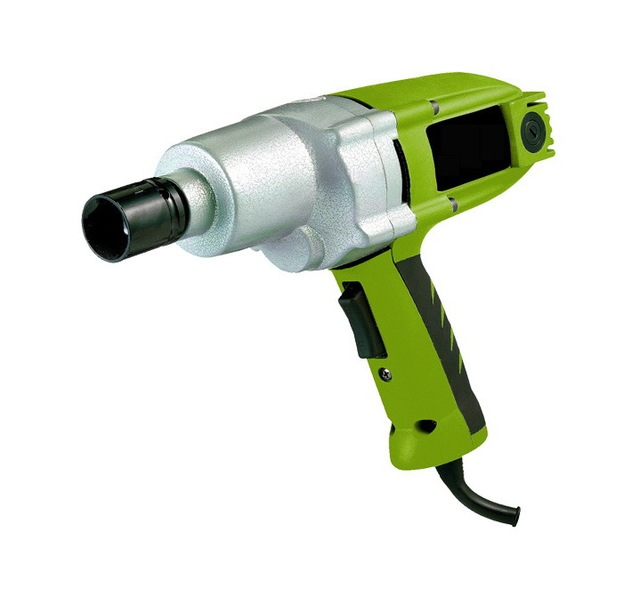 1 2 Inch Electric Impact Wrench 600w 350n M Torque Spanner M14 M22