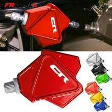 CR250 CR 250R Motor Motorcycle Aluminum Easy Pull Clutch Lever System For Honda CR250R 1992-2007 250 R