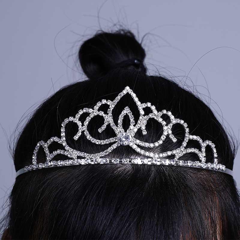 BEAUTIFUL PLAN Princess Headwear Inserting Korean Crown For Women Wholesale