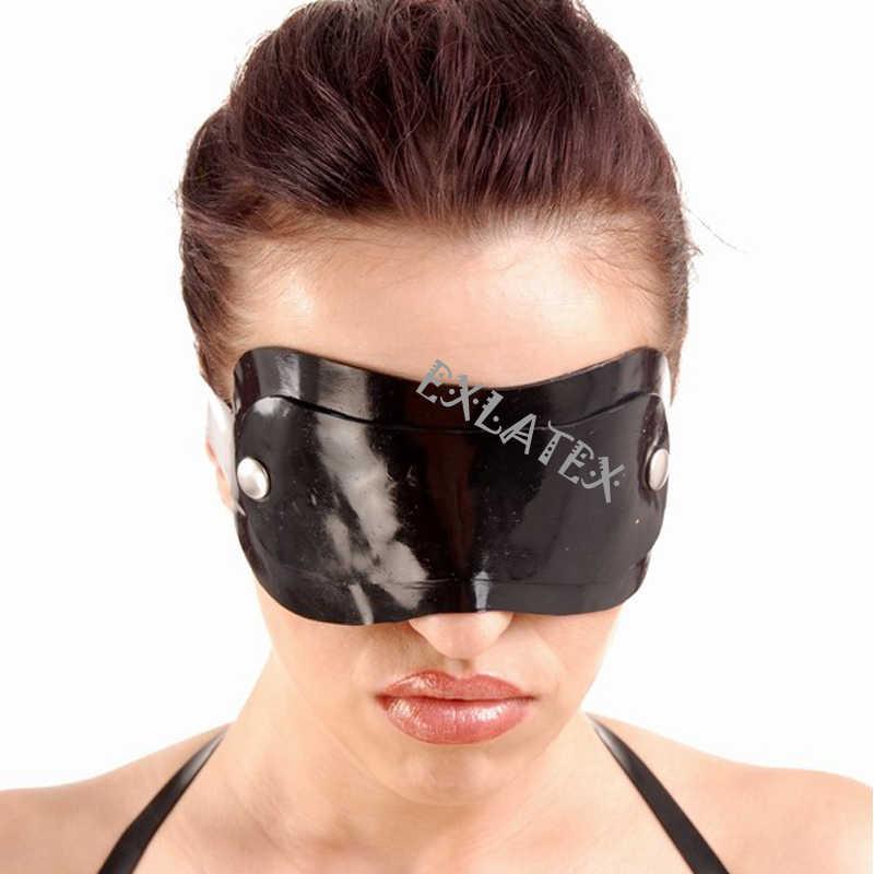 Fetish latex masks clips store