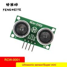 Panel RCW 0001 Ultrasonic Ranging Module Ultrasonic Sensor Ultra Small Mini Edition 1CM Ultra Small Blind