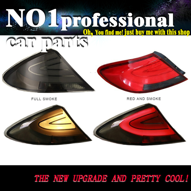 US $233 65 12% OFF|OUMIAO car tail lamp for Proton GEN2 L3 2008 2012 LED  Taillights with brake+reverse+turn signal light gen 2 Taillight-in Car  Light