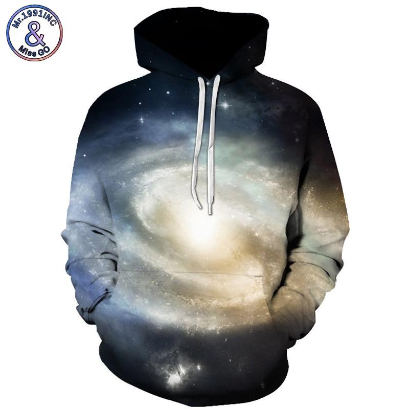 Mr.1991INC Men Hooded Sweatshirt all Star Sky digital Print 3d sweatshirts Men Hooded Pullovers Casual Hoodies 14 Model S-6XL