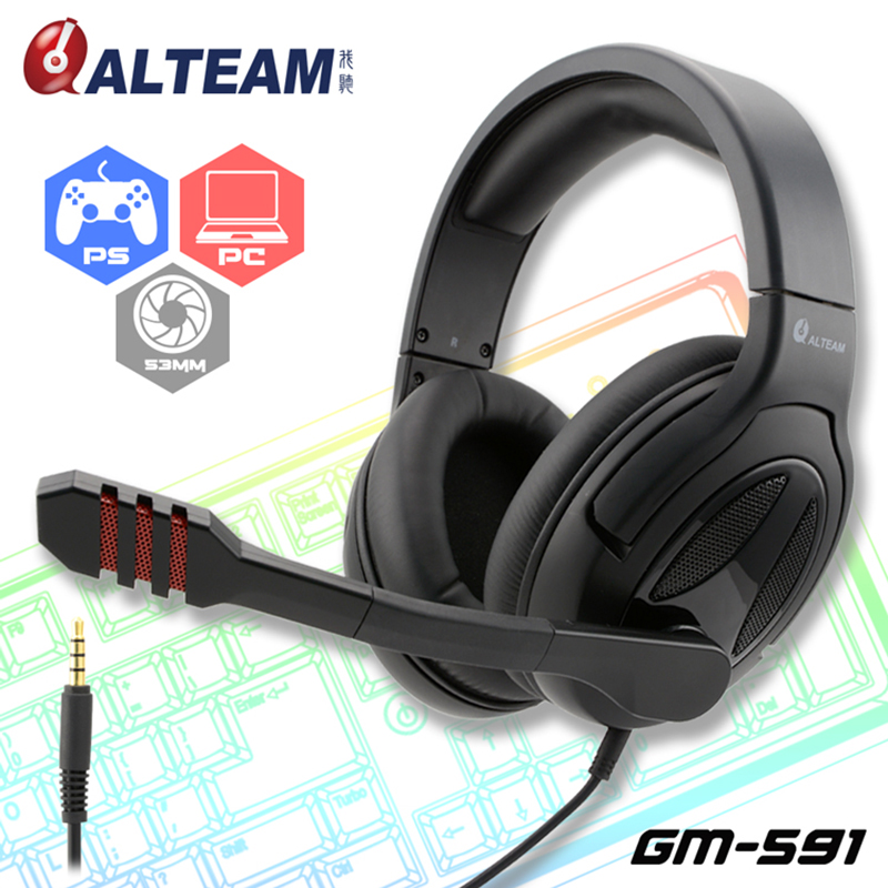 Best New Cool Pro Over Ear 3.5mm Wired xbox one ps4 Gamer Gaming Headset Headphone Headsets Headphones with Microphone свитшот print bar pro gamer