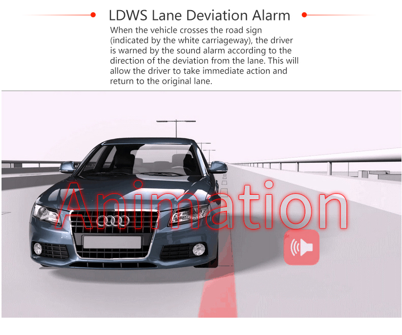 JADO D680S Car Dvr Camera Full HD 1080P Car Dvrs Dual Lens Recorder 6.86' Car Camera Dash cam ADAS Rearview Mirror Registrar 12
