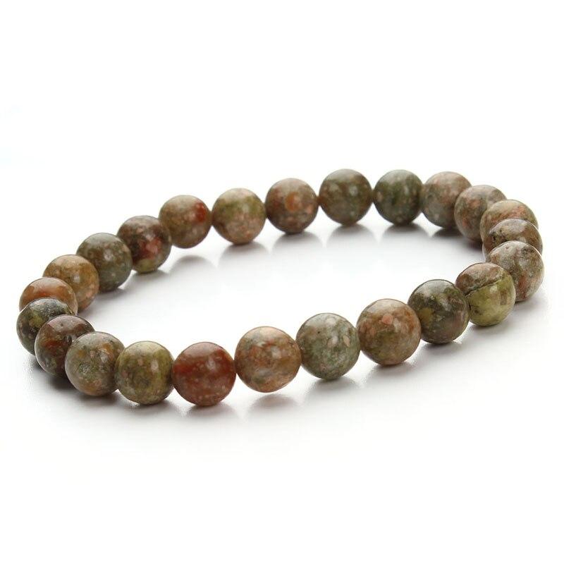 2018 Novi ljetni stil prirodnog kamena perle narukvice žene - Modni nakit - Foto 4