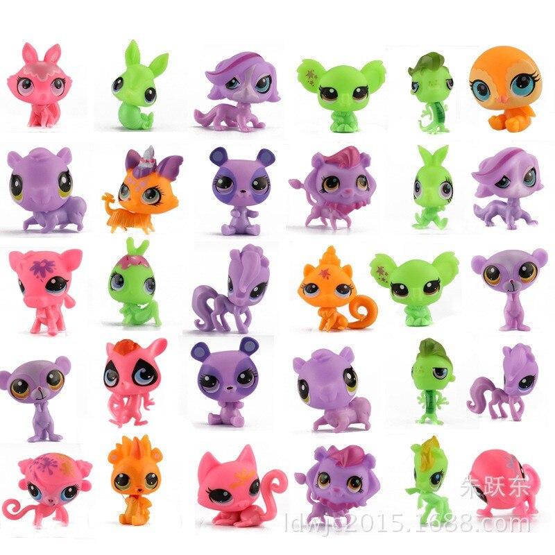 Hothothot2017 Lps Toy Pet Shop Mini Small Animal Pet -7390