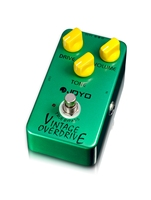 JOYO JF 01 Exquisite Minimizes Tone Loss Vintage Overdrive Nice Sustain Overdrive Effect Is Mellow Mild