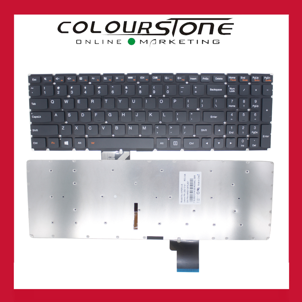 US Layout Backlit Keyboard For Lenovo U530 Keyboard U530P U530P-IFI Series laptop keyboard 25213141 HMB3135TLA01  цены онлайн