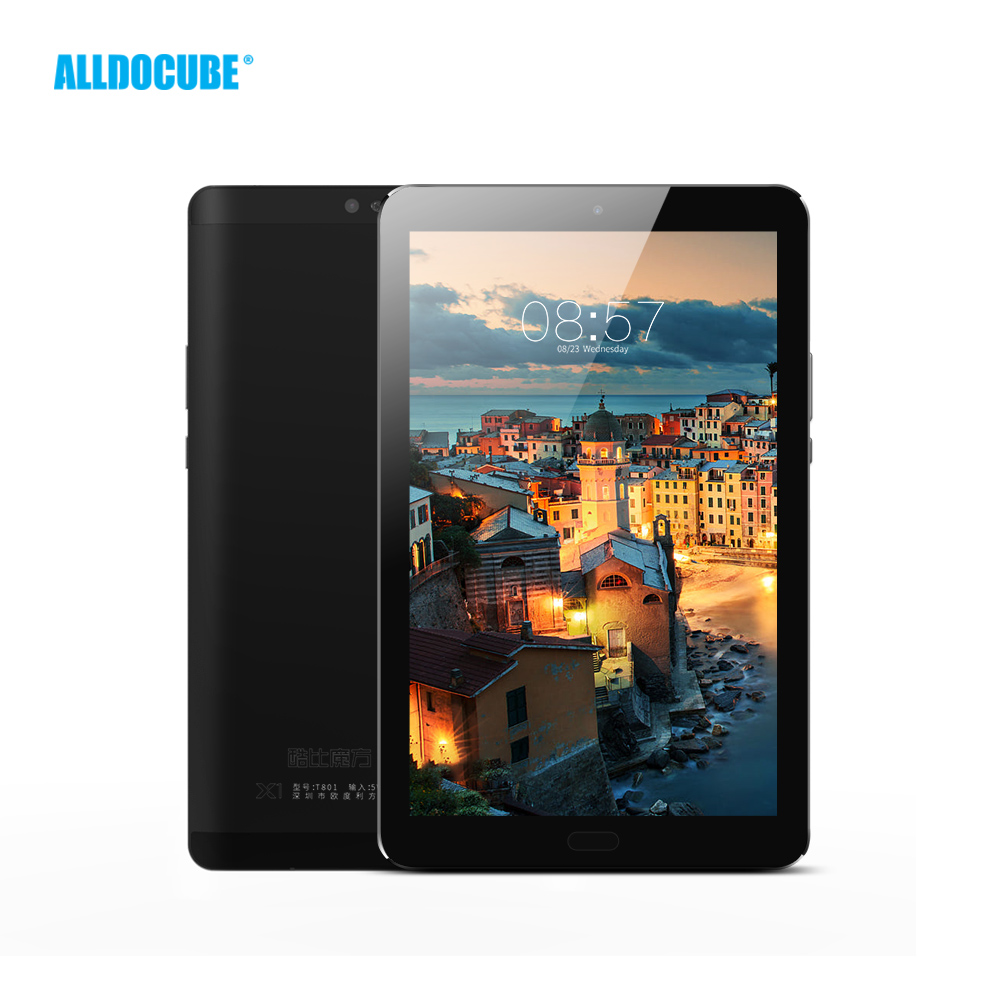 ALLDOCUBE X1 8.4 pouce 2560*1600 IPS 4g Téléphone Appel Tablet PC MTK X20 Deca core Android 7.1 4 gb RAM 64 gb ROM 13MP Double SIM GPS OTG