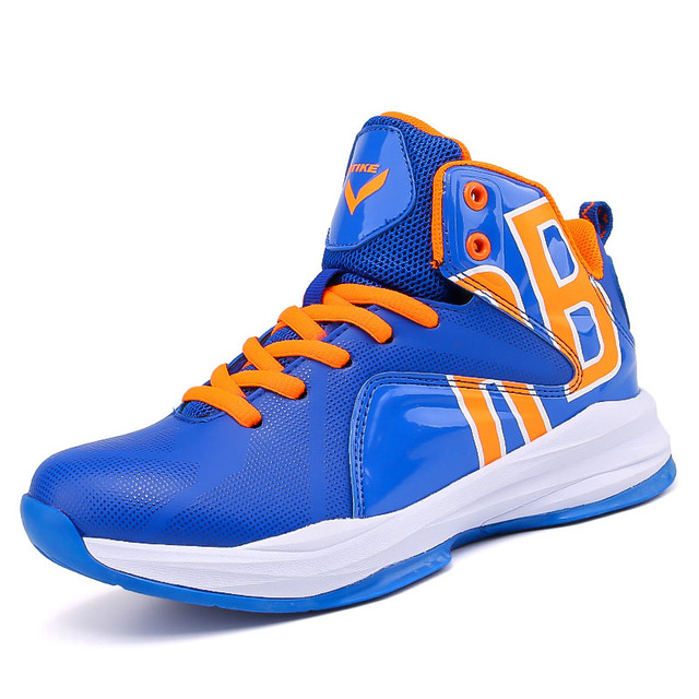 Basketball Shoes Kids Cushioning