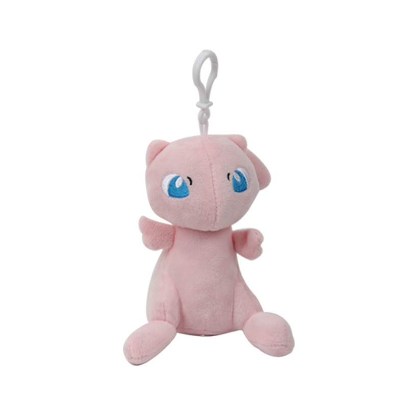 12-15CM-Kawaii-pokemones-lot-pikachu-Mew-Vulpix-Magikarp-Stuffed-Mini-Plush-toy-Anime-dolls-key-chain-Gift-for-Children-girls-1
