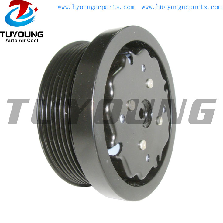 10pa17c 1ga 146 Mm 12v Auto Ac Compressor Clutch For John Deere Tractor Re64024 Ty6789 Air Conditioning & Heat