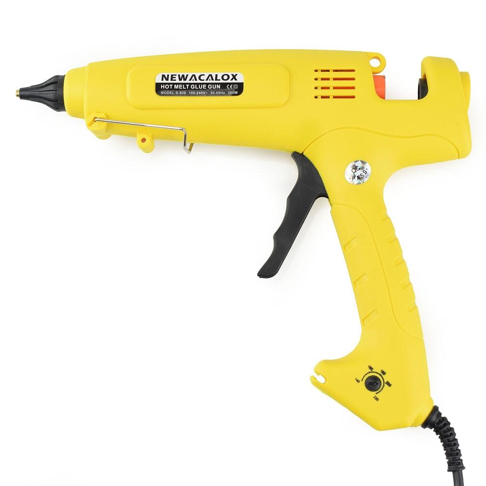 NEWACALOX 300W kuumsulamliimipüstol EL-pistik - nutikas - Elektrilised tööriistad - Foto 3