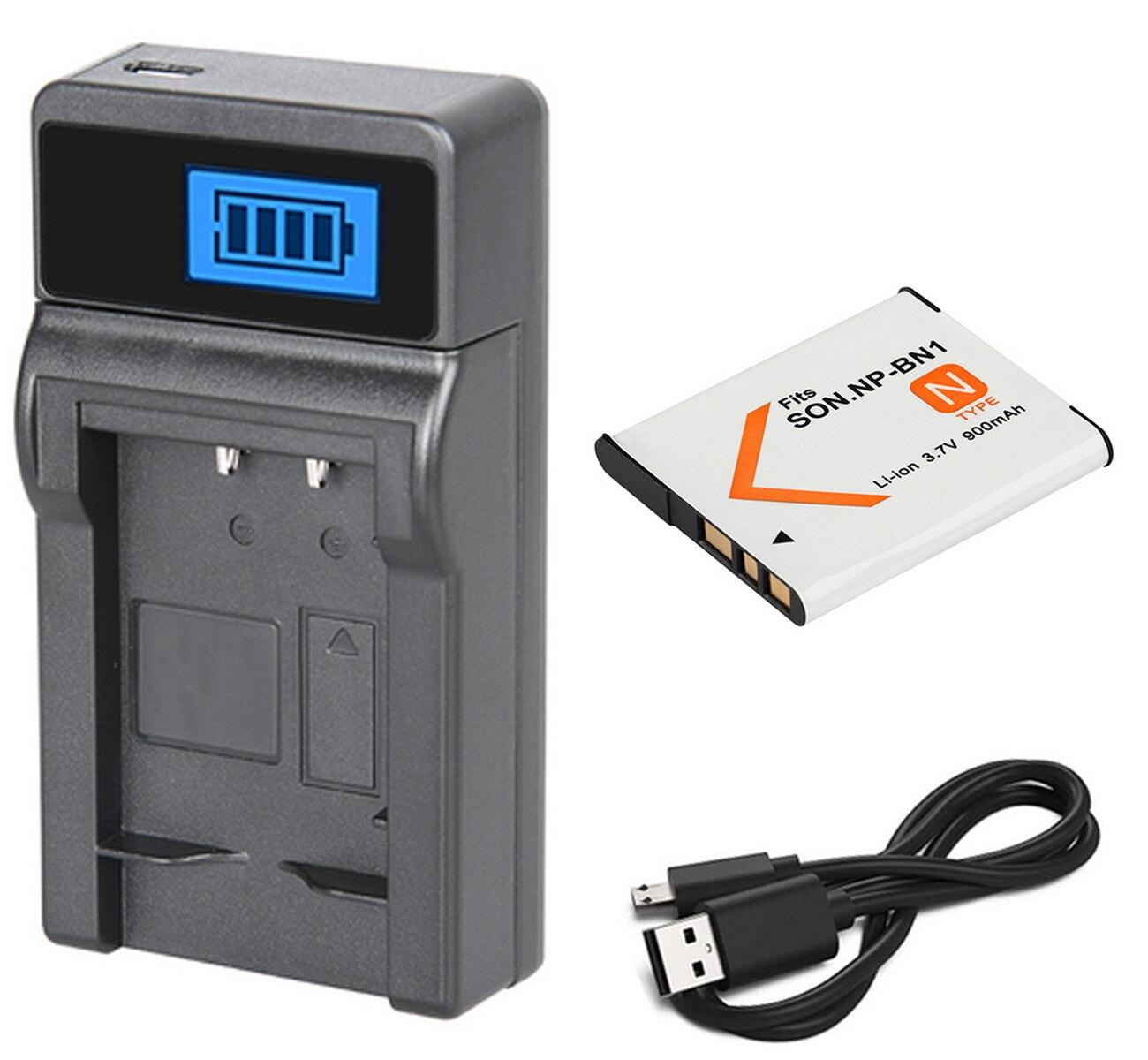 Bateria para Sony Cyber-shot dsc-wx300
