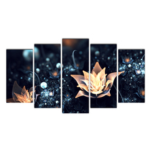 Wall Art Abstract Canvas Painting Canvas Painting Flowers Wall Pictures For Living Posters Prints Free Shipping Cairnsi