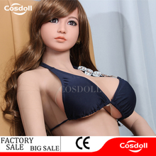 Cosdoll 158cm Big Breasts Female Silicone Sex Dolls With Metal Skeleton ,Best Love Companion Sex Dolls For Men Sex Products